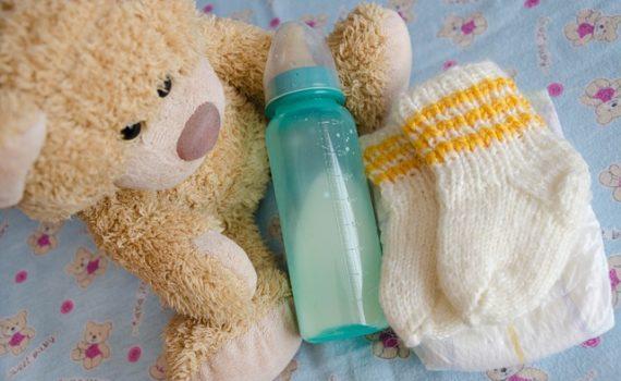 biberon anti-colique