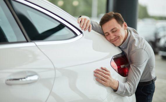La carte grise pour voiture neuve