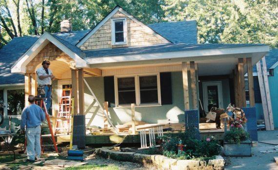Les étapes de ravalement de façades