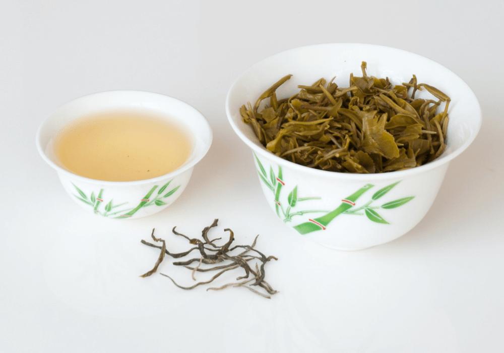 thé puerh
