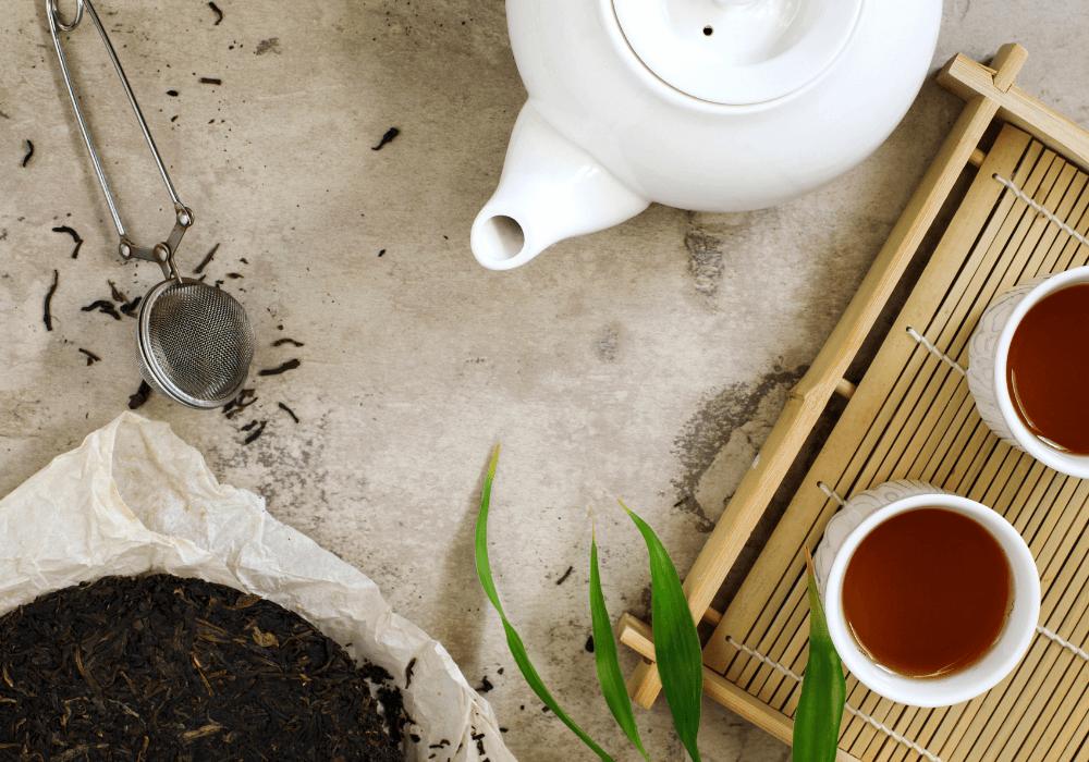 acheter du thé puerh